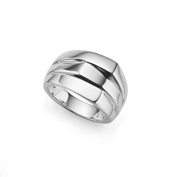 Triple Wave Ring - Size 10