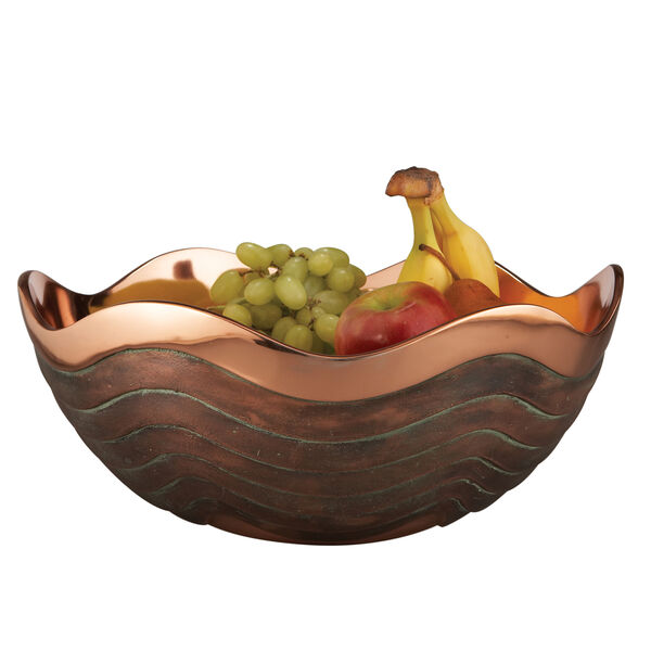 """Copper Canyon Bowl - 15"""""""