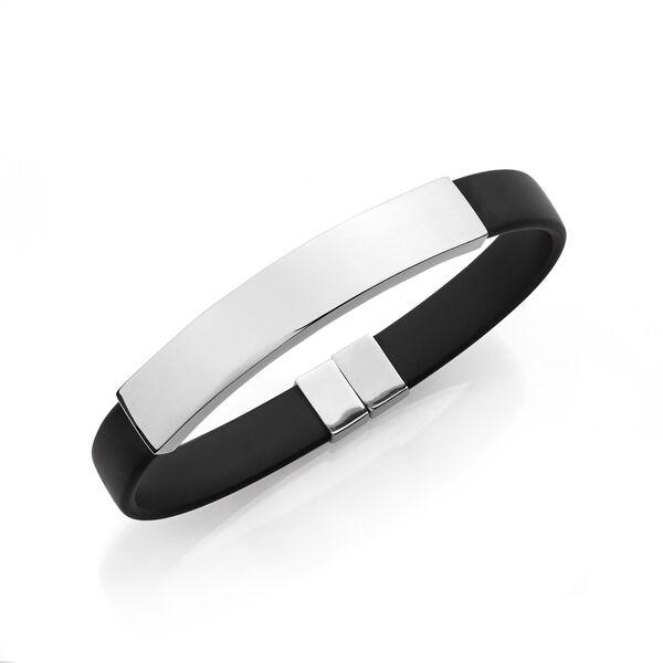 Contour Rubber Bracelet