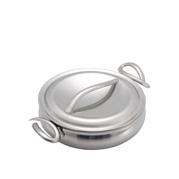 CookServ Try Me 8-inch Sauté Pan W/ Lid