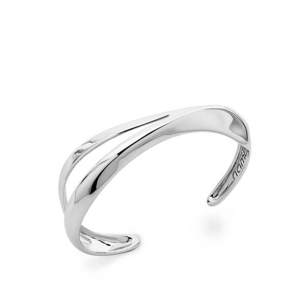 Split Peak Cuff Bracelet