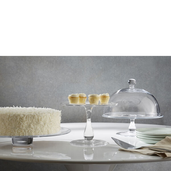 "Moderne Cake Plate – 11"""