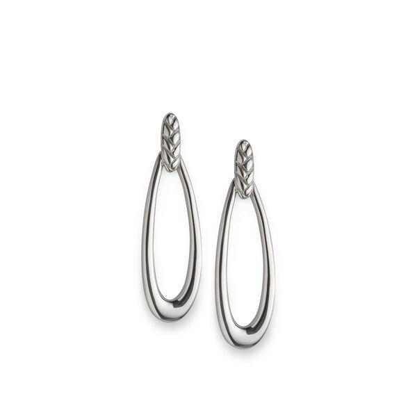 Braid Loop Earrings