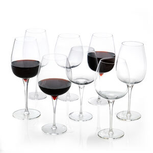 The Red Wine Enthusiast Bundle (8 Pieces)