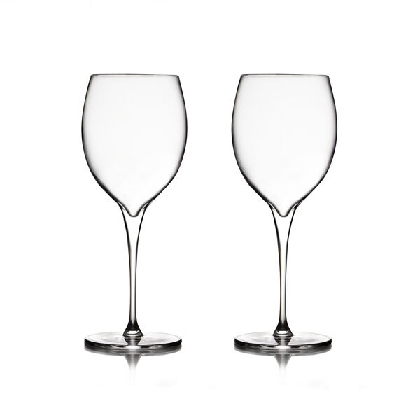 Vie Chardonnay Glasses (Set of 2)