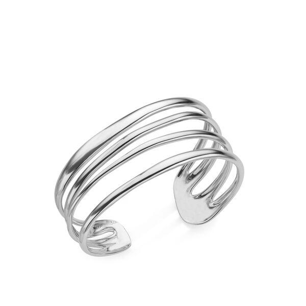 Multi-Band Cuff Bracelet