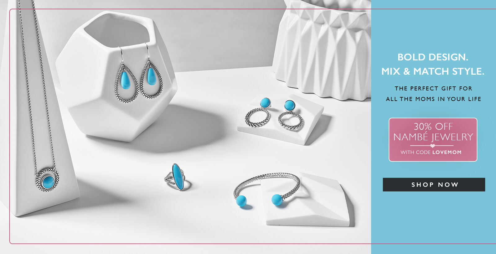 30% Off Jewelry with Code LOVEMOM