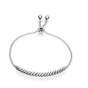 Braid Bolo Bracelet