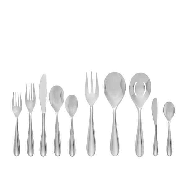 Paige 45-Piece Flatware Set
