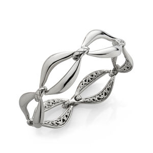 Braid Link Bracelet