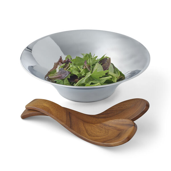 Chillable Salad Bowl w/ Servers