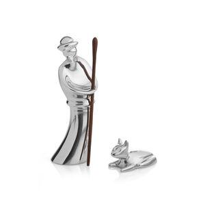 Miniature Nativity - Shepherd and Lamb