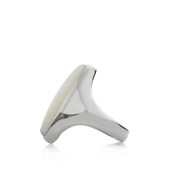 Marquise Ring - Mother of Pearl - Size 6