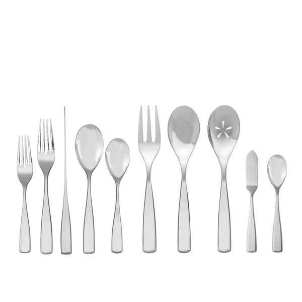 Anna 45-Piece Flatware Set