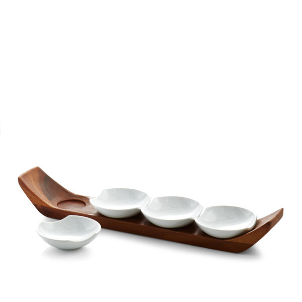 Quatro Snack & Serve Set