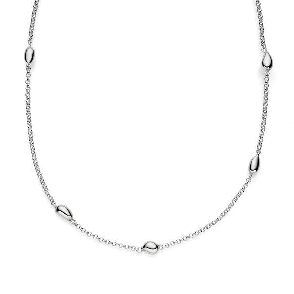 Nambé Bean Necklace 36''