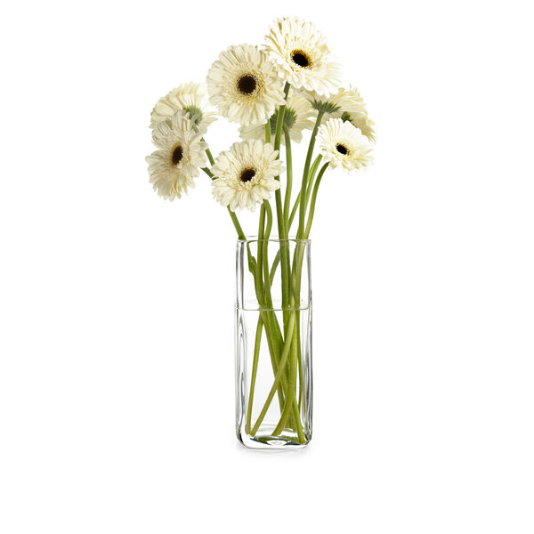 "Moderne Square Vase – 10"""