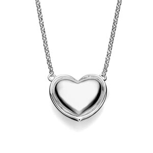 Nambé  Signature Heart Necklace
