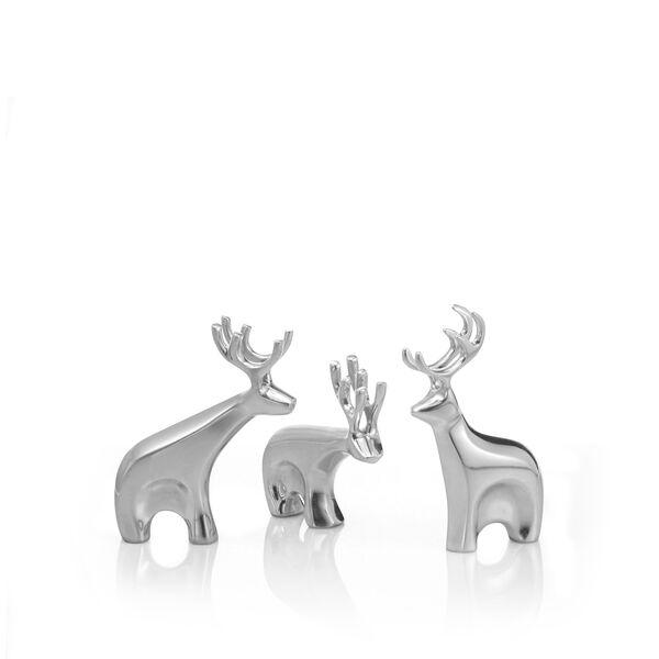 Miniature Blitzen Reindeer Set
