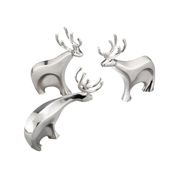 Dasher Reindeer Figurine Set