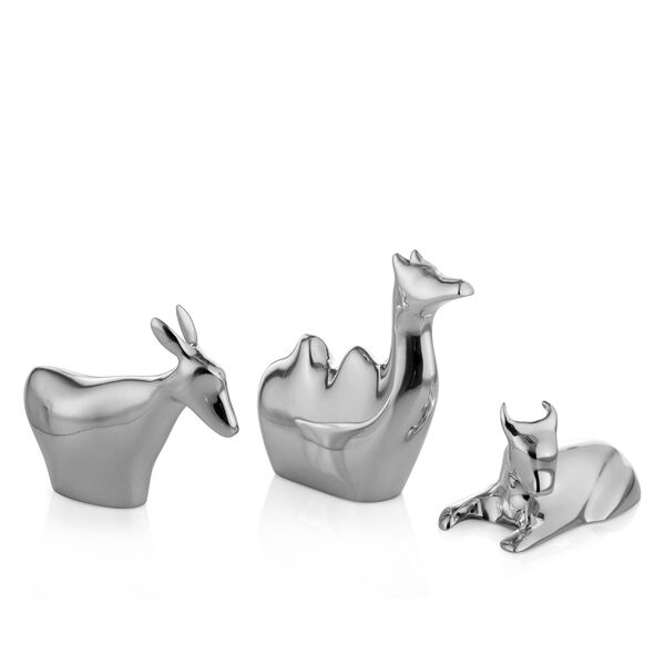 Miniature Nativity - Animals