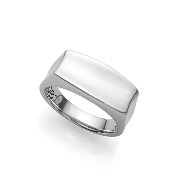 Concave Ring - Size 10