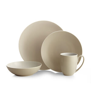 POP 4-Piece Place Setting – Sand