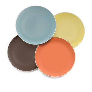 POP Colours Accent Plates (Set of 4)