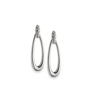 Braid Loop Earrings