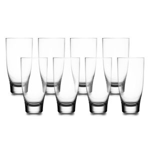 Vie Highball Glasses (Set of 8)