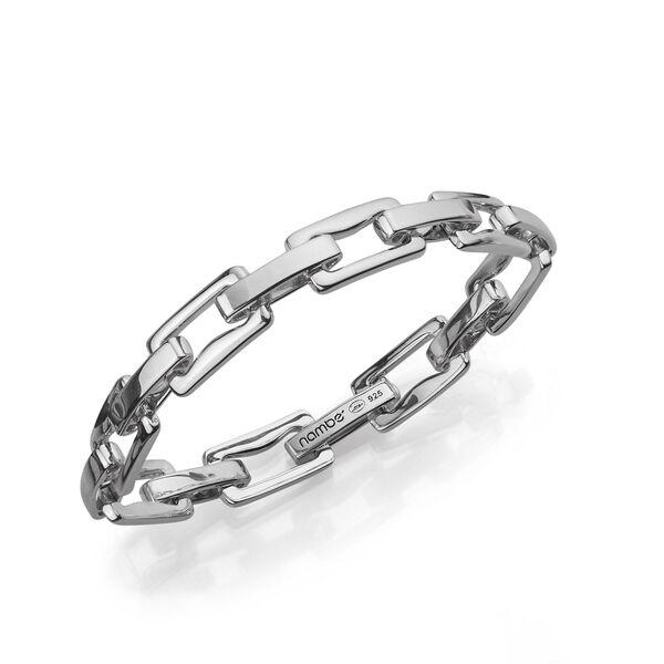 Nambé  Signature Link Bracelet