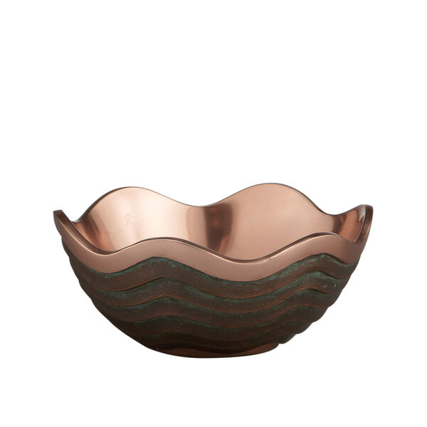 """Copper Canyon Bowl - 7"""""""