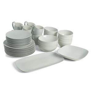 POP Complete Dinnerware Bundle - Chalk (42 Pieces)