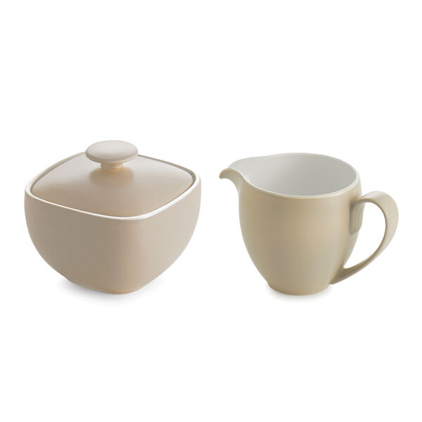 POP Sugar and Creamer Set - Sand