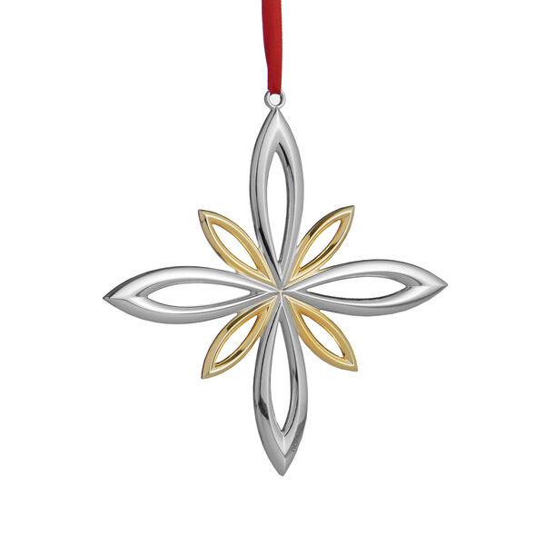 Two-Tone Star Ornament