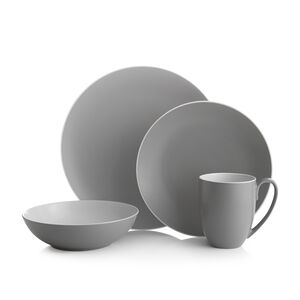POP 4-Piece Place Setting – Slate
