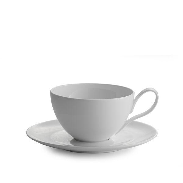Skye Café Au Lait Cup and Saucer