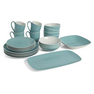 POP Starter Dinnerware Bundle - Ocean (22 Pieces)