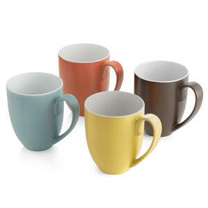 POP Colours Mugs (Set of 4)