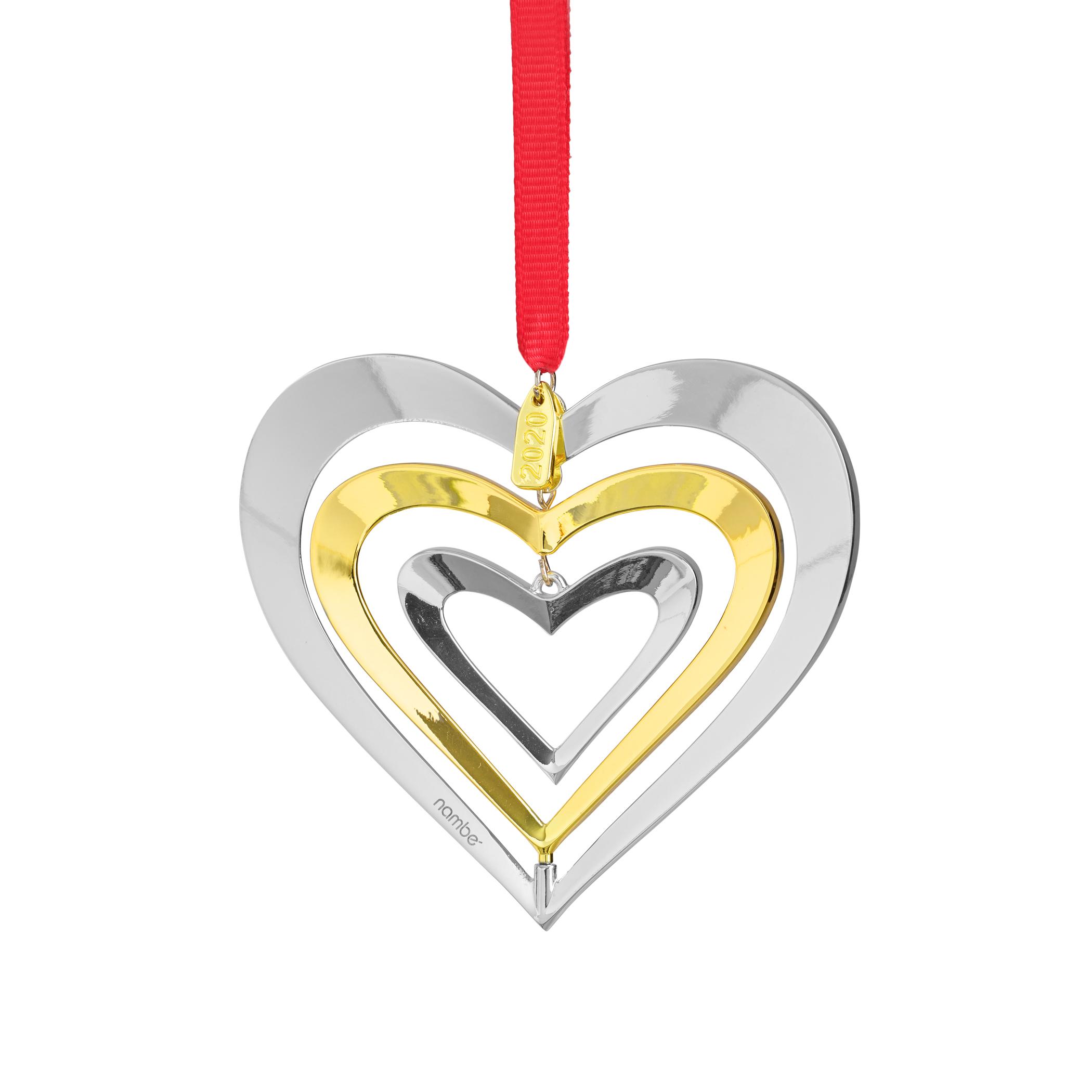 Nambé Annual Dated Ornament 2020 | Nambe