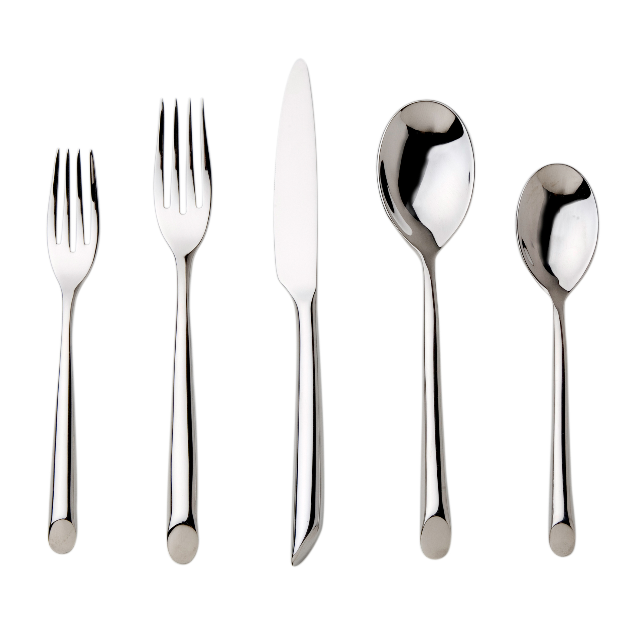 Frond 5-Piece Place Setting image number 0