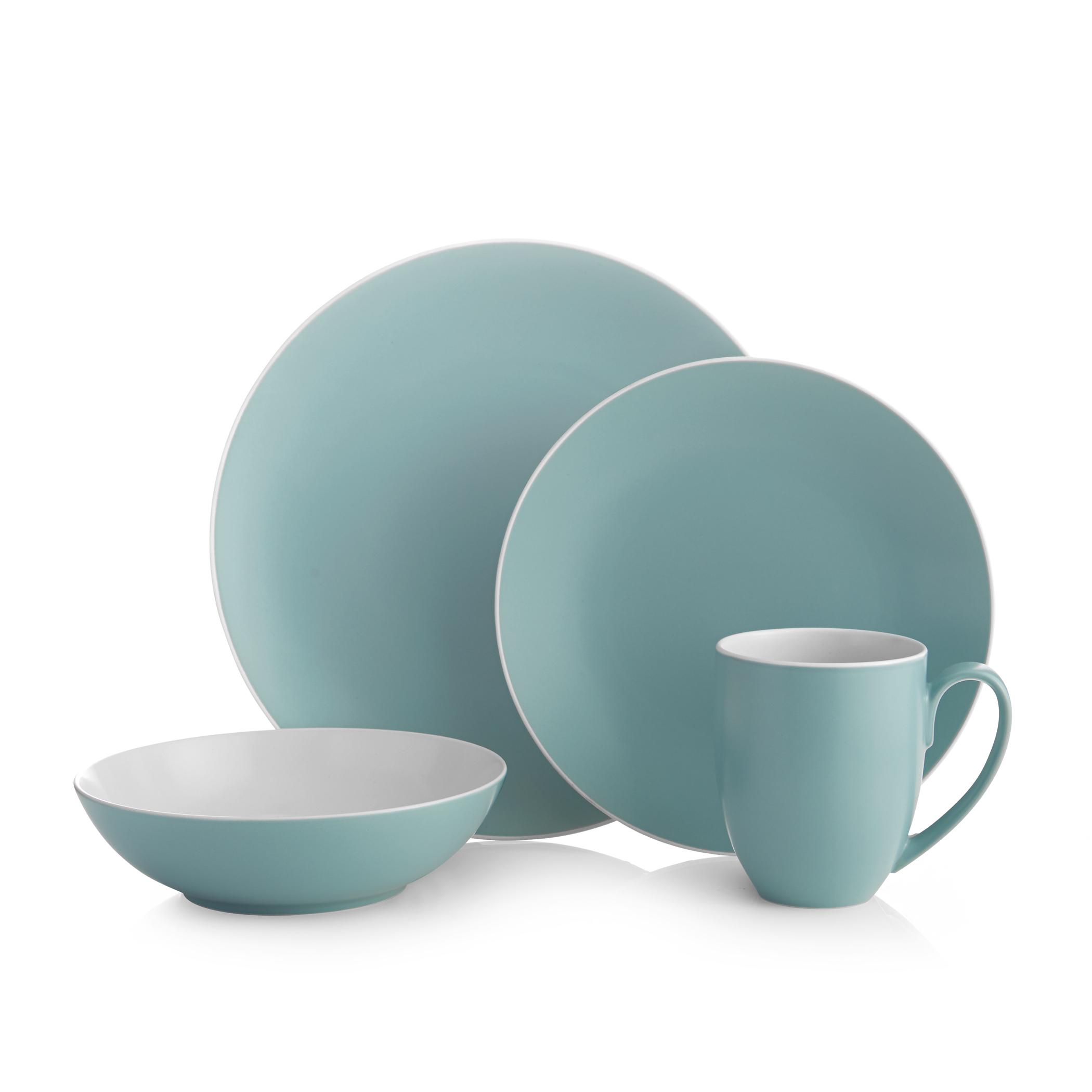 POP 4-Piece Place Setting – Ocean image number 0