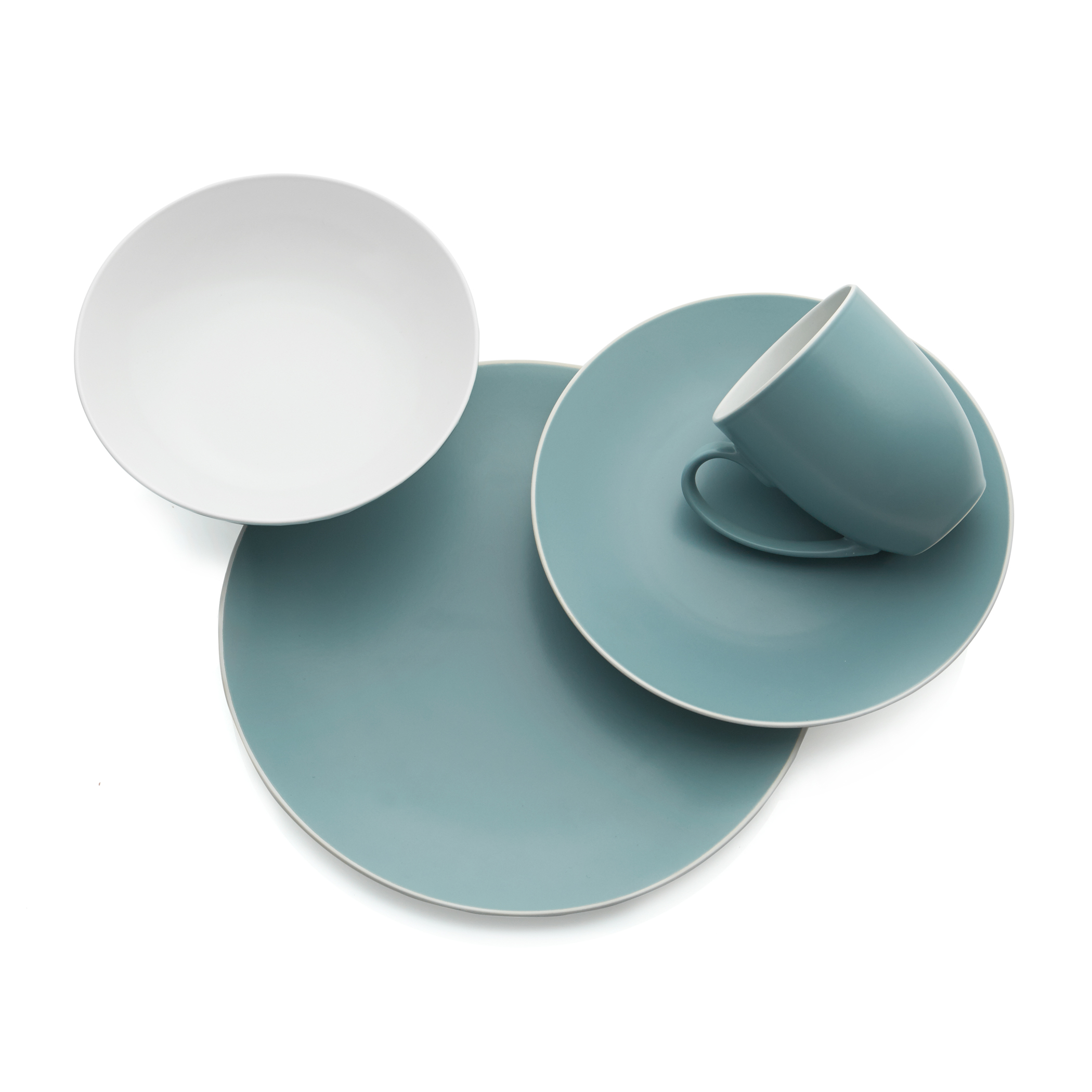 POP 4-Piece Place Setting – Ocean image number 1