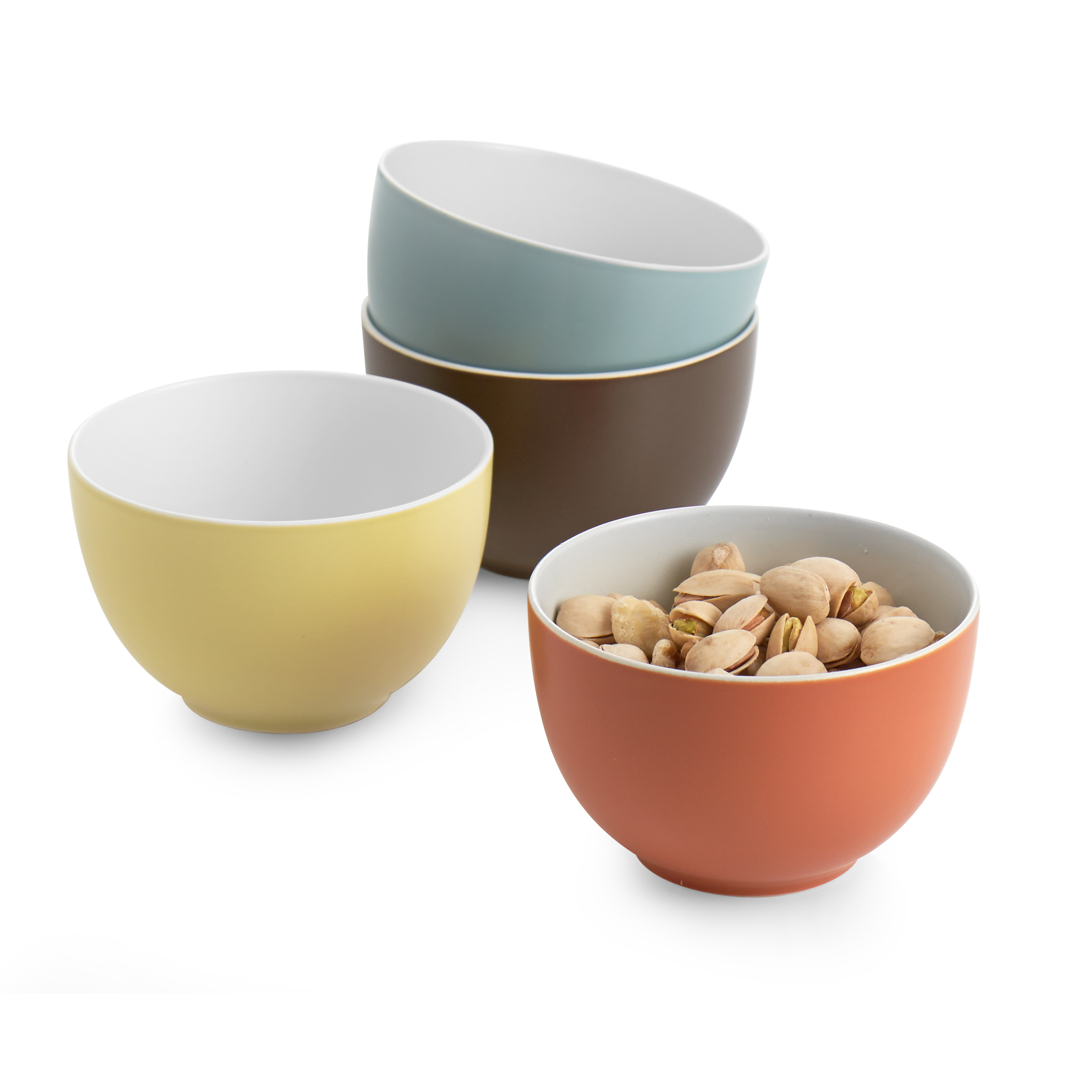 POP Colours Small Bowls (Set of 4) image number 2