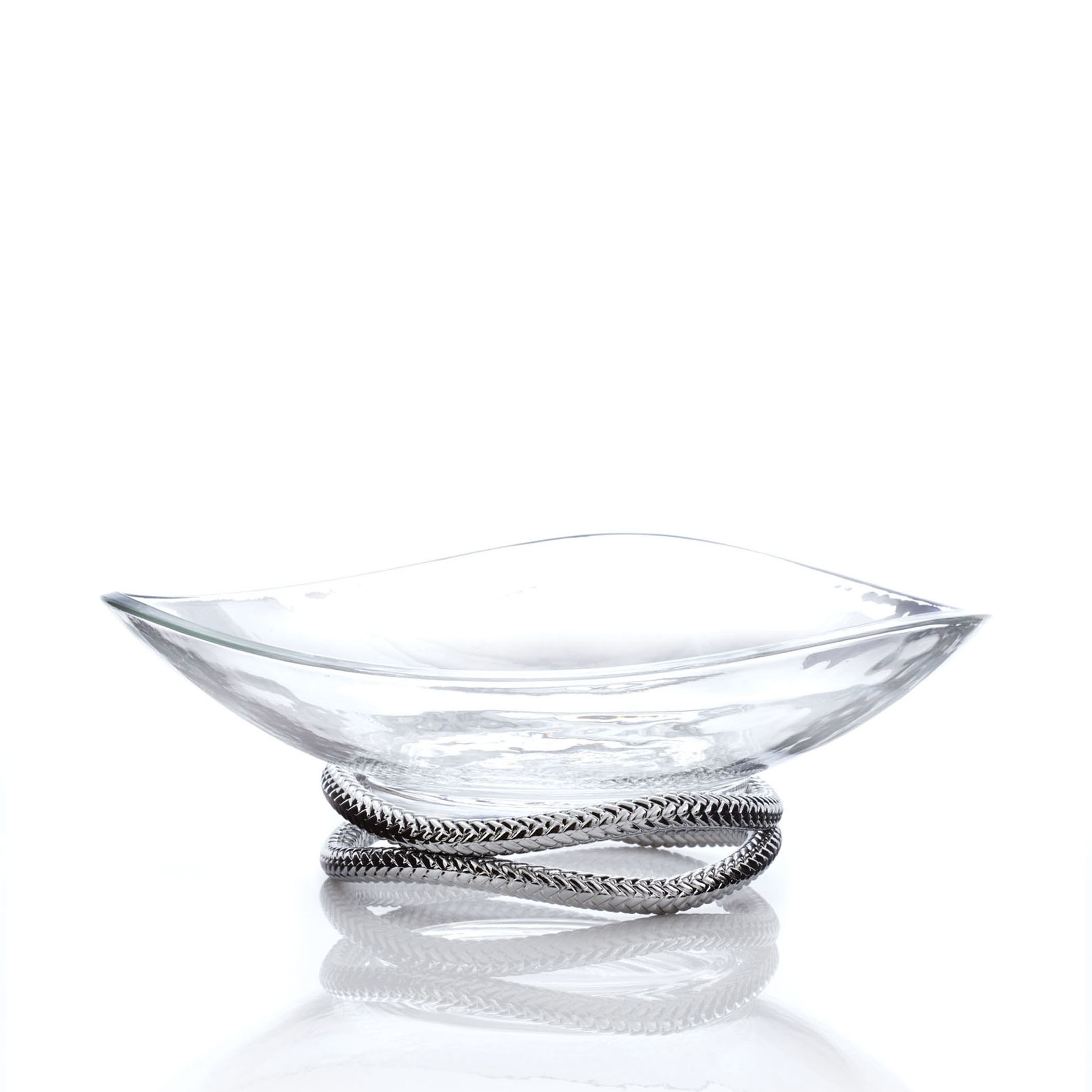 Braid Centerpiece Bowl image number 0
