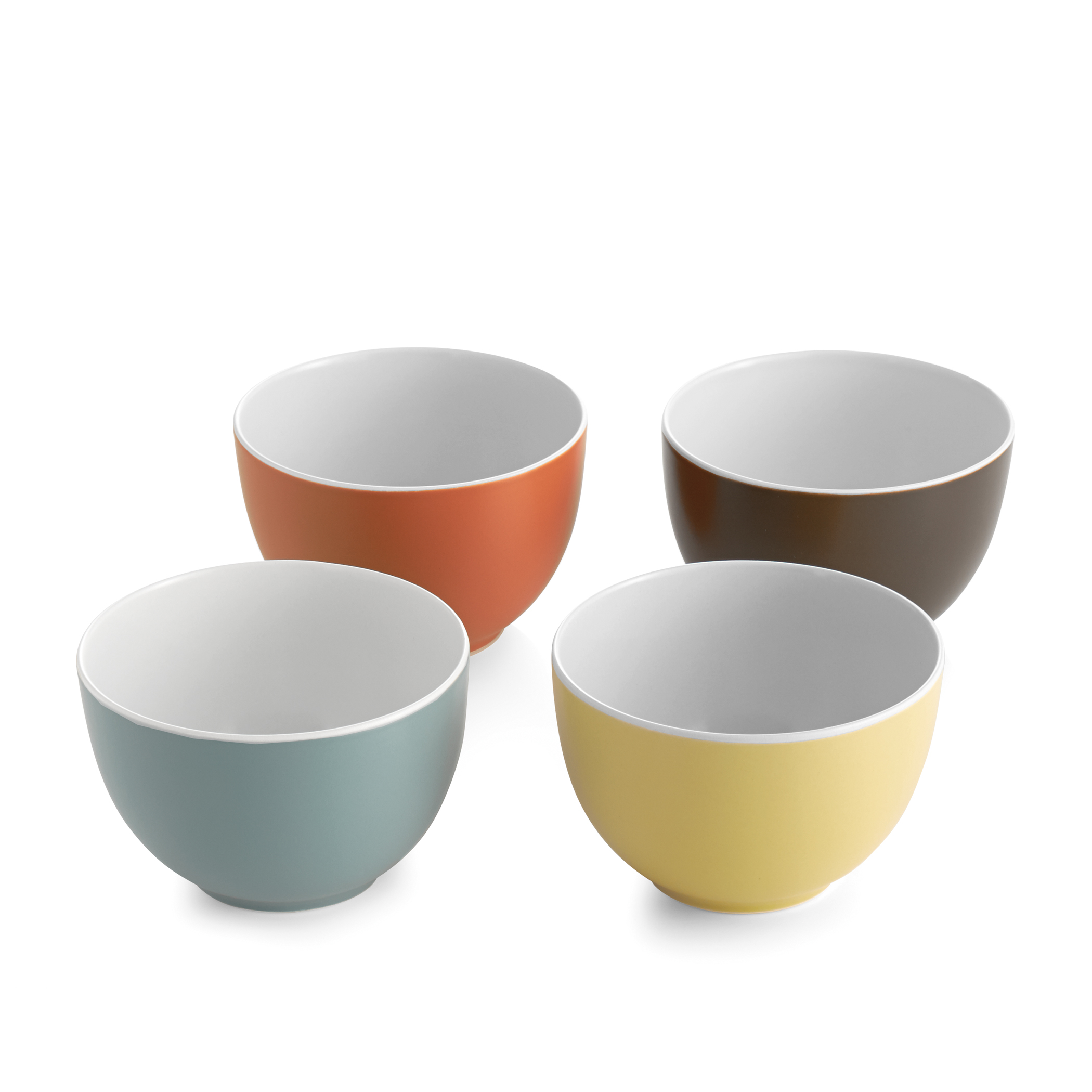 POP Colours Small Bowls (Set of 4) image number 0