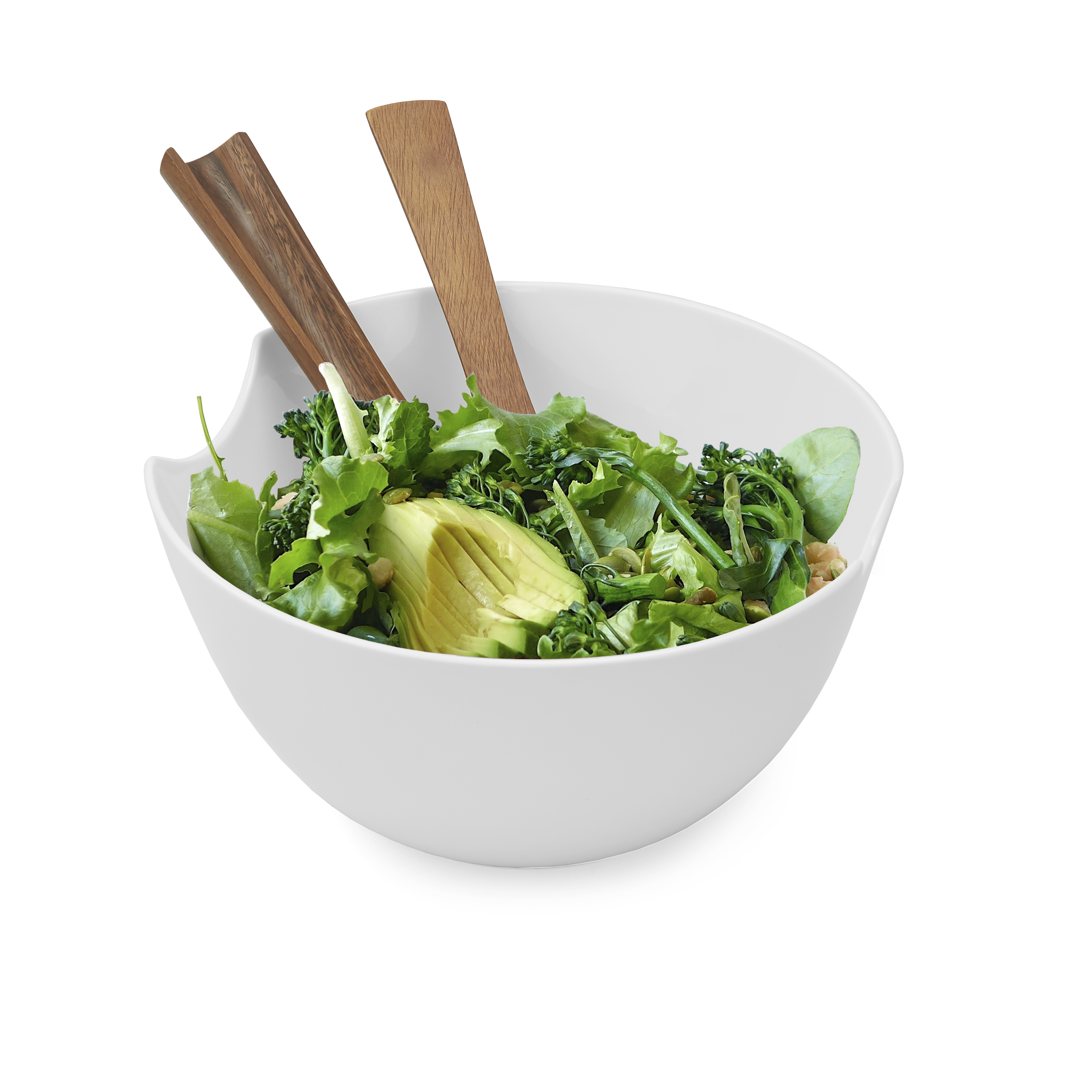 Quatro Salad Bowl w/ Servers image number 1