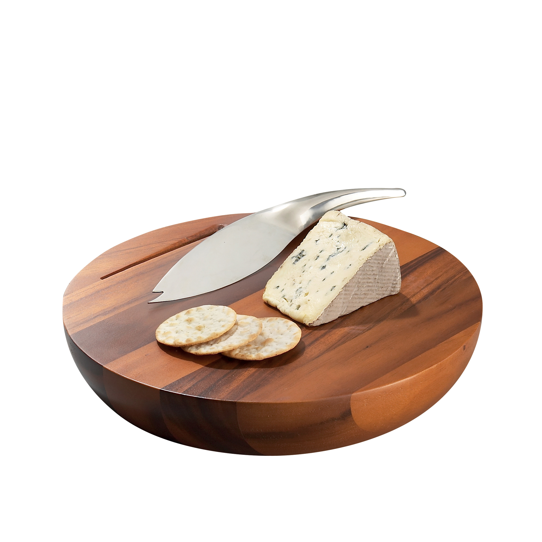 Harmony Cheese Board w/ Knife image number 1