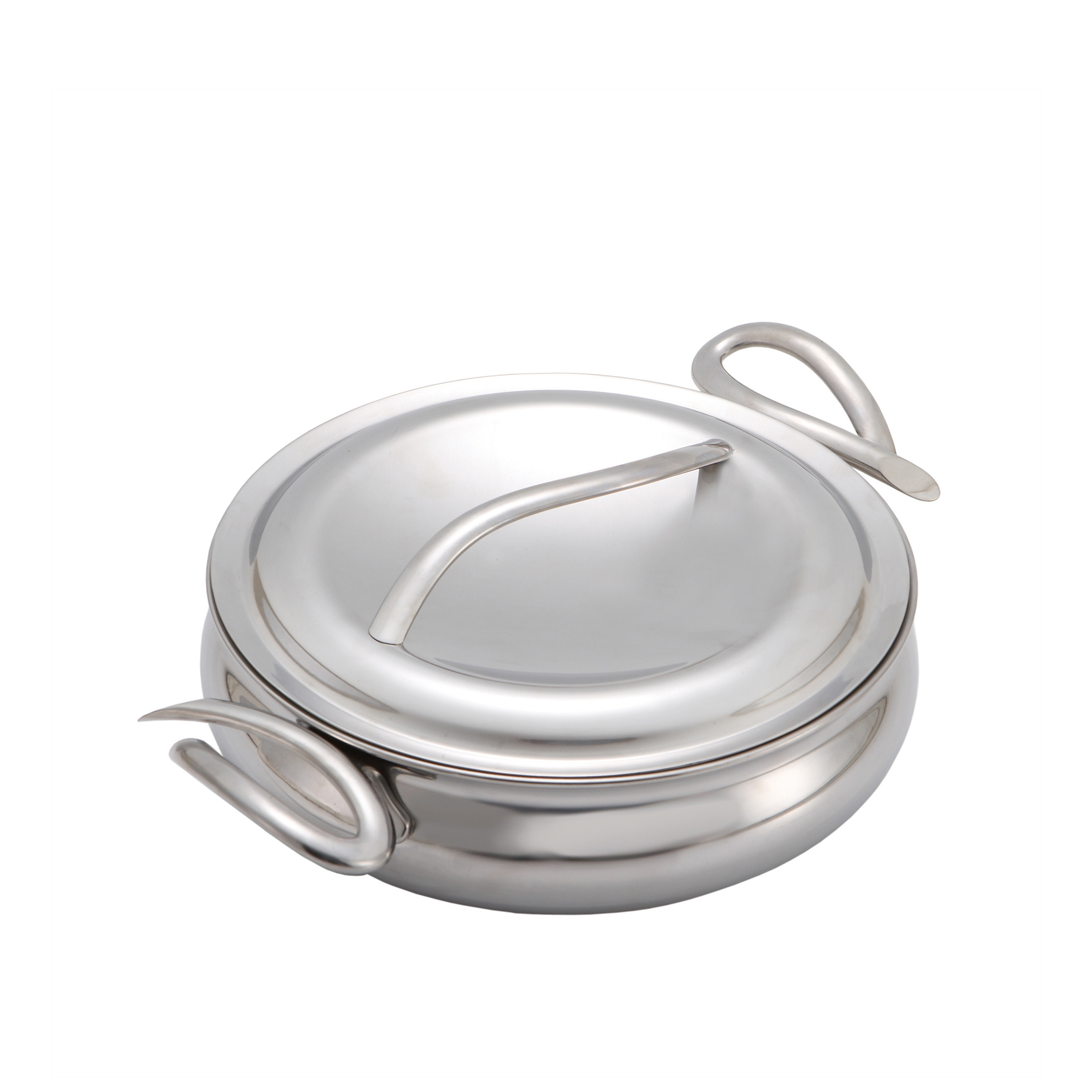 CookServ 10-inch Sauté Pan W/  Lid image number 0