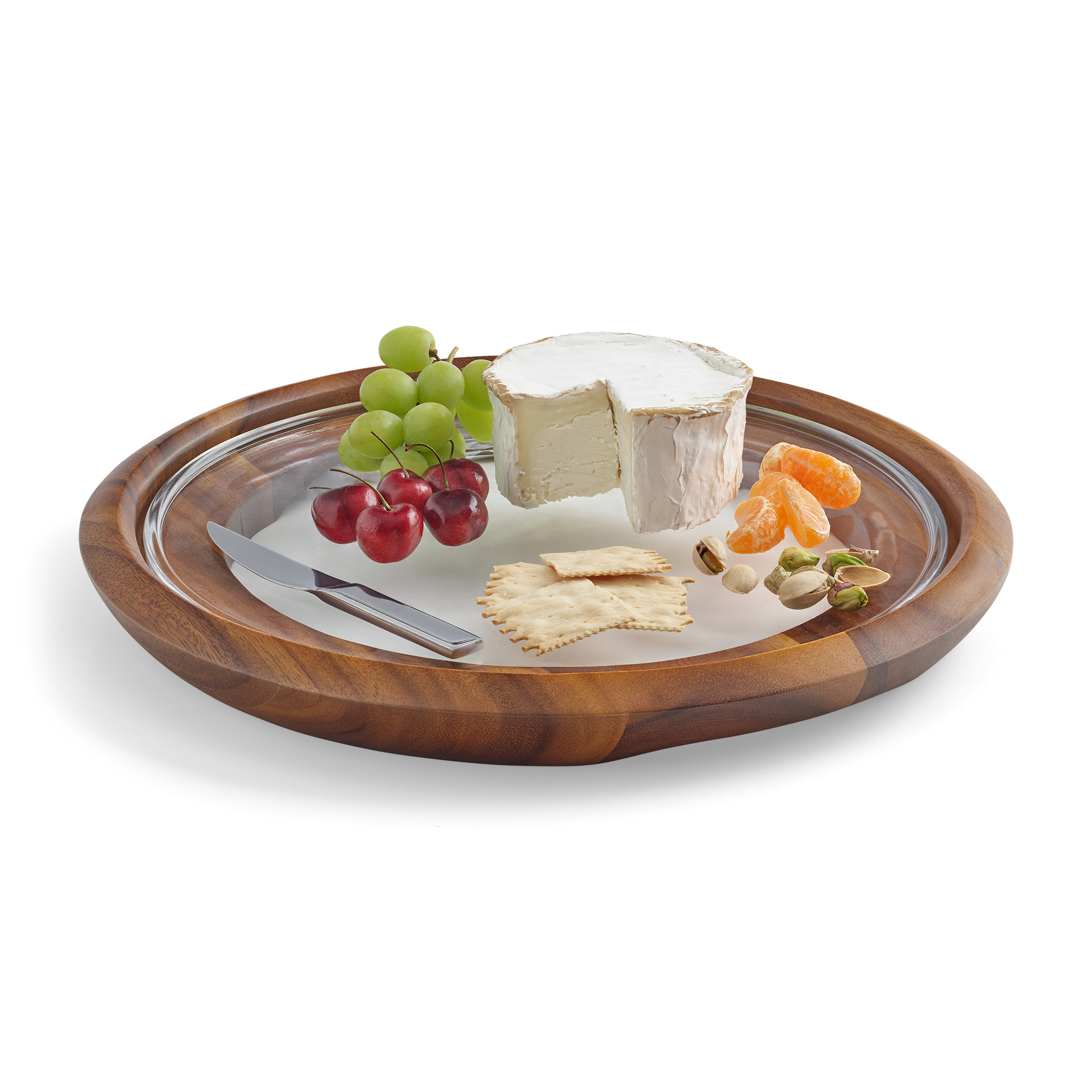 Cooper Cheese Tray w/ Knife image number 1